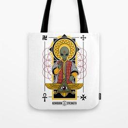 NBS/Annunaki Tote Bag