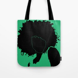 lime green Tote Bag