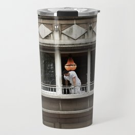 Three Rooms Travel Mug