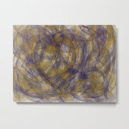 Abstract 543 Metal Print