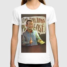 One Marijuana Please T-shirt