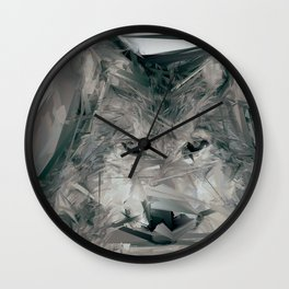 LUPUS Wall Clock
