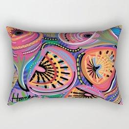 Bangle Rectangular Pillow