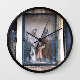 HOLY SOUND of CATANIA Wall Clock