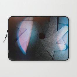 Photography Lens Diaphragm Macro Detail Laptop Sleeve
