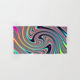 Colorful stripes Hand & Bath Towel