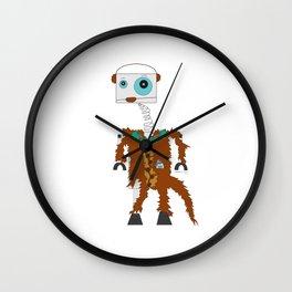 RobOtter Wall Clock