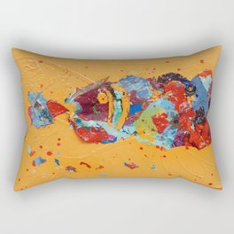 Rooted 3 by Nadia J Art Rectangular Pillow