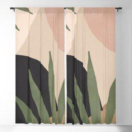 Modern Abstract Art 17 Blackout Curtain