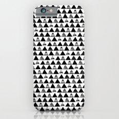 B/W Triangles iPhone 6 Slim Case