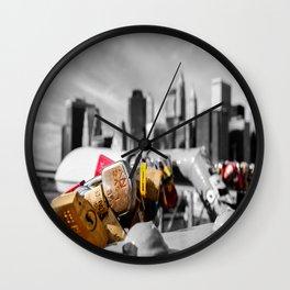 Love NY Wall Clock