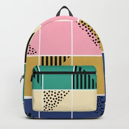 Mosaic #1 Backpack