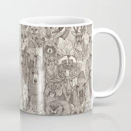 canadian animals natural Coffee Mug