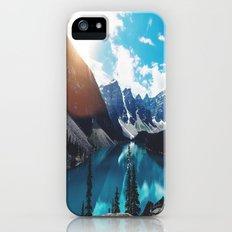 Lake Moraine Slim Case iPhone (5, 5s)
