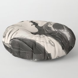Chlonath - Anticipation Floor Pillow