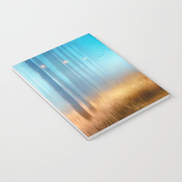 Blue melody.. Notebook