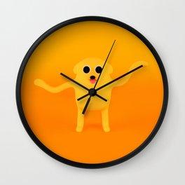 Jake the dog Wall Clock