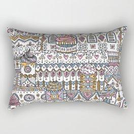 Candy Kingdom Rectangular Pillow