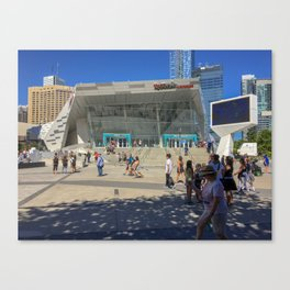 Ripley's Aquarium of Canada Canvas Print