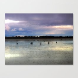 Lake Lonsdale Canvas Print