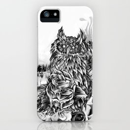 Lay of the land iPhone Case