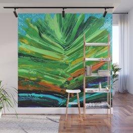 Palm Wall Mural