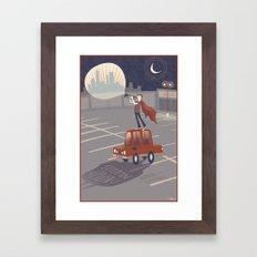 Sufjan Stevens Poster Framed Art Print