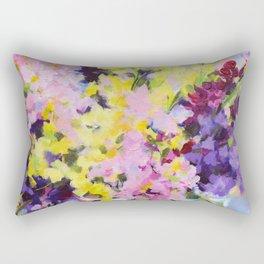 Beautiful Bouquet Rectangular Pillow