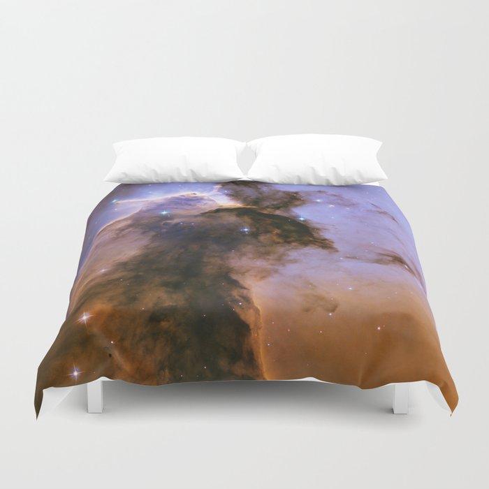 Eagle Nebula Spire Duvet Cover