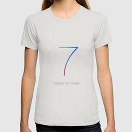 IOS 7 T-shirt