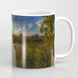 Sun on water Coffee Mug