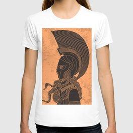 palas athena minerva goddess T-shirt