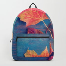 The Colors of Autumn Backpack