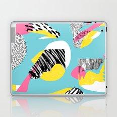 Modern living with lagoon view Laptop & iPad Skin