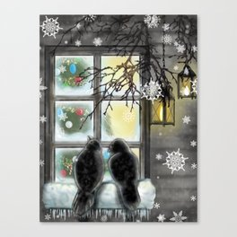 Warmth from Within Canvas Print