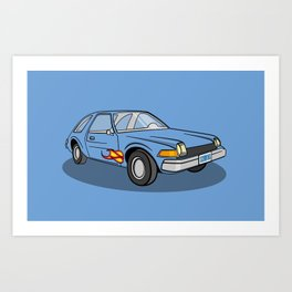 Mirth Mobile Art Print