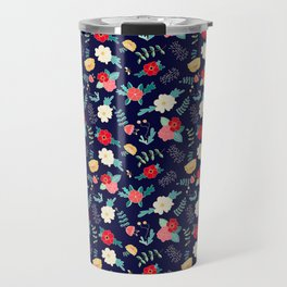 Bloom Where You're Planted Travel Mug