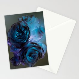 The Modern Rose Bunch Stationery Cards