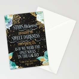 A Court of Frost and Starlight - Sarah J Maas Stationery Cards