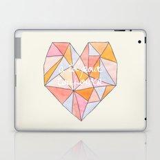 Pour Toujours Laptop & iPad Skin
