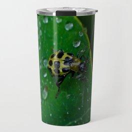 Bug in the Dew Travel Mug