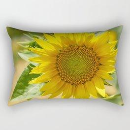 Cheerful sunflower Rectangular Pillow