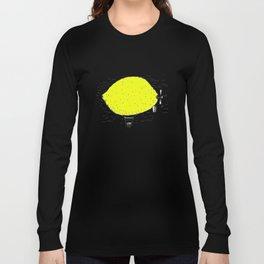 Lemon zeppelin Long Sleeve T-shirt