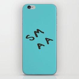 Senior Scribe SM AA iPhone Skin