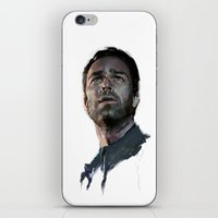 allison argent iPhone & iPod Skins featuring Argent by @cuisle