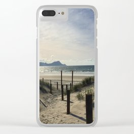 Uretiti Morning Clear iPhone Case