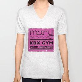 Mary the Machine Unisex V-Neck
