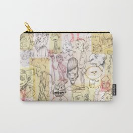 Doodle Nation 1 Carry-All Pouch