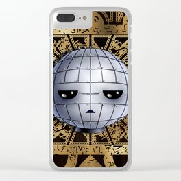 Chibi Pinhead Clear iPhone Case