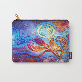 Cosmic Hummingnectar Carry-All Pouch
